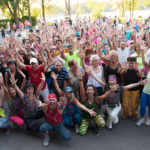 Zumba Summer Outdoor Fundraising Party 2017 News