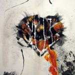 Chinese ink painting workshop with Janet Jian Liu – July 2013