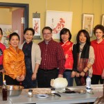 Lile-Bizard Chinese New Year Dumpling Workshop 2014