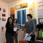 Creative Resilience : Courage, Expression, and Art Exhibition Opening