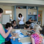 Chinese ink painting workshop July 2013 News