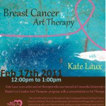 Breast Cancer and Art Therapy Orientation Workshop