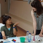 Art Therapy for Cancer Patient Workshop 2012 News