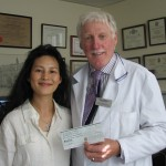 Donation to Ville Marie Oncology Foundation 2010