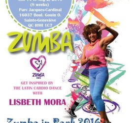 zumba summer outdoor 2016 poster 11x17webs