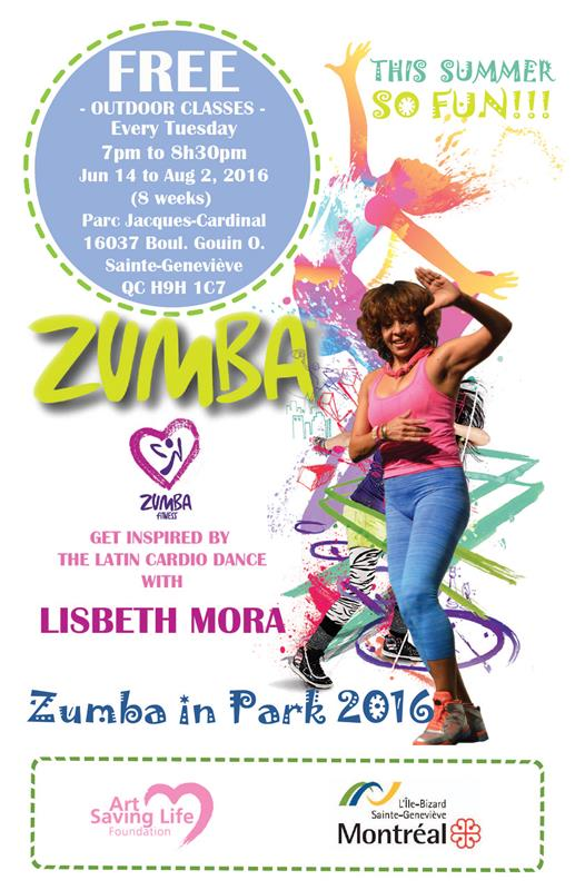 zumba summer outdoor 2016 poster 11x17web