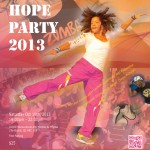 ZUMBA FOR HOPE PARTY 2013, 5th Anniversary !!!!!