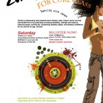 New Zumba for Hope Class Opening